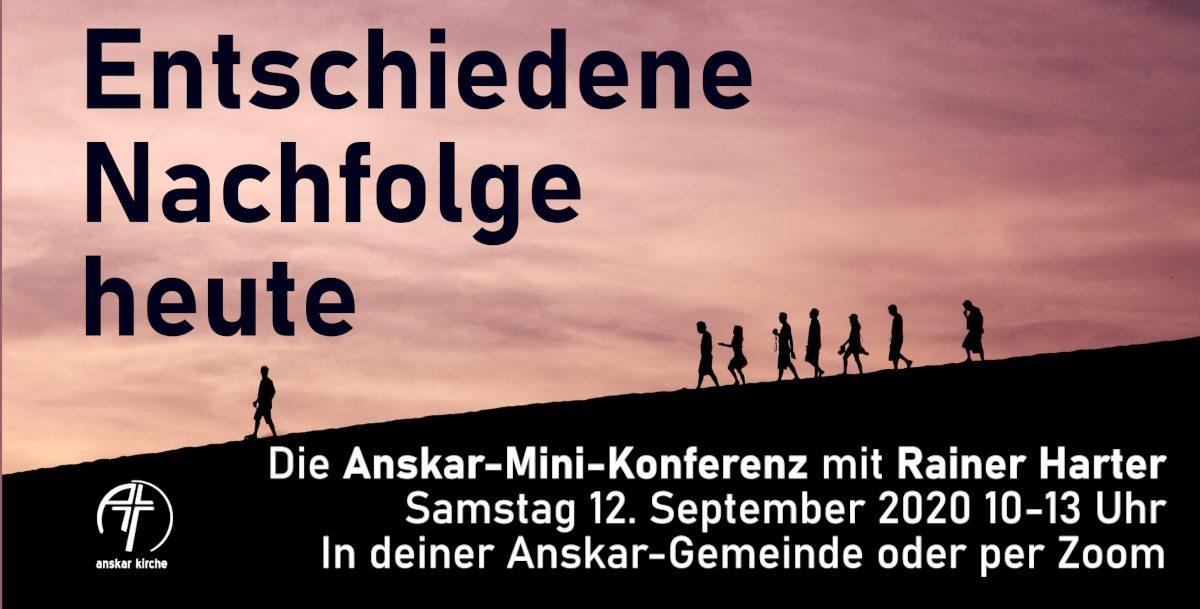 Anskar-Mini-Konferenz